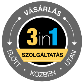 VitalSpa 3in1 jakuzzi garancia