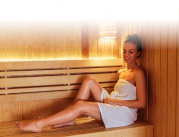 VitalSpa sauna